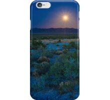 Great Basin Super Moon iPhone Case/Skin