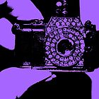 Purple Camera by paulanicole13