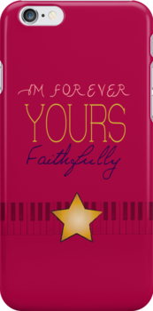 Faithfully by bowtiedarling