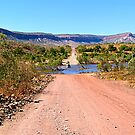 Pentecost river crossing, Gibb river road by Colin White