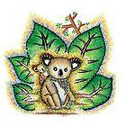 Koala by iamdinda