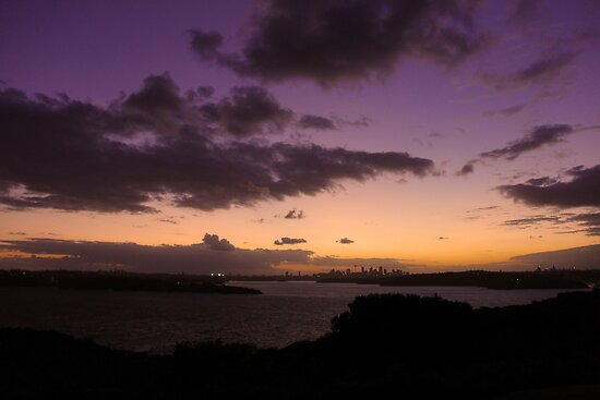 Another view of Sydney by MarinaCalin