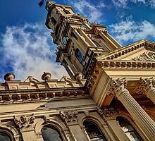 Sth Melb townhall by collpics