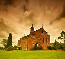 Taree Church 01 by kevin chippindall