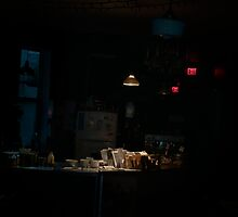 Spotlight On The Counter by Gary Chapple
