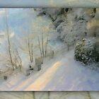 more snow 02 by Karen  Securius