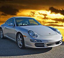 2007 Porsche 911 by DaveKoontz