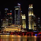 Singapore: One Fullerton &amp; Esplanade Drive by Kasia-D