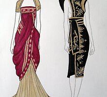 Fashion Illustration 3 by jeaster2706
