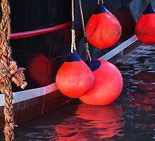 New Seeker Buoys by Susie Peek
