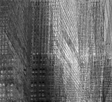 City illustration by Jean-François Dupuis