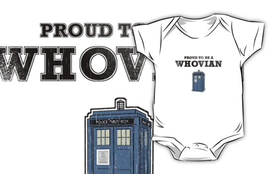 Proud to be a Whovian by uncmfrtbleyeti