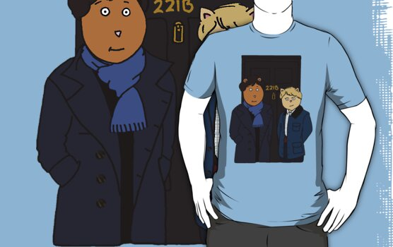 Sherlock and Friends by GeekyGarments