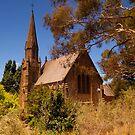 A Hidden Gem  ~ Church In Cooma NSW ~ by Kym Bradley
