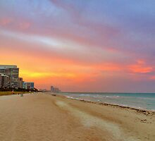 Miami Beach by Alex Haff