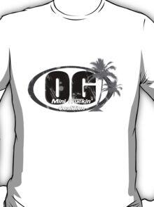 OG Mini Truckin' Coalition Black Text T-Shirt