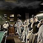 the pool room by daveknowshow