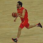 Popart- Basketball by Matt Eagles