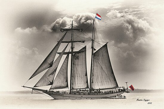 Flying Dutchman by manateevoyager