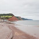 Sidmouth Sea Front by Imager