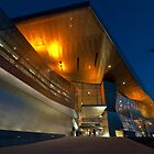 BMW Welt: Warm Welcome by Kasia-D
