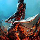 Dual Swords by craigtarr