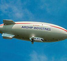 Airship Industies' Skyship 500-02 G-BIHN  by Colin Smedley