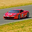 F458 Ferrari #94 by DaveKoontz