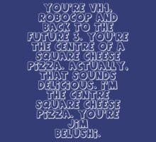 Community: You're Jim Belushi by ashedgreg