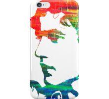 rainbow 'out' magazine iPhone Case/Skin