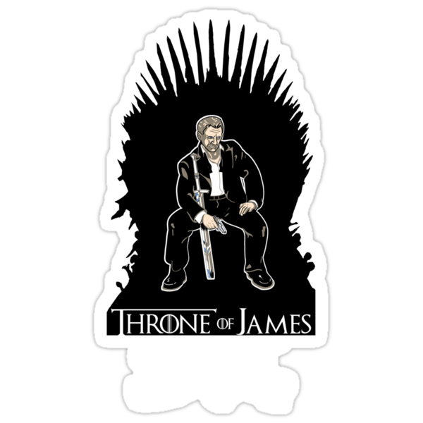 Throne Of James by Firepower