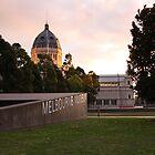 Melbourne Museum by Kaye Stewart