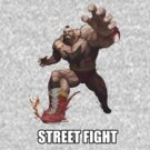 Street Fighter Dude by picky62version2
