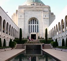 War Memorial, Canberra by Kaye Stewart