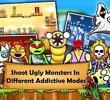 Bloody Monsters - Addictive Physics Game by johnmorris8755