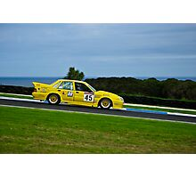 Adrian Allisey, ex-Smerdon/Hinton/Turpin 719 Holden Commodore VL Photographic Print