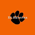 Ed Sheeran Pawprint Case by arijenice
