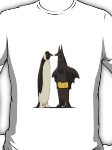 Frosty Antler - The Real Batman T-Shirt