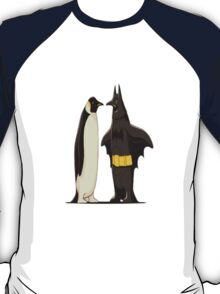 Frosty Antler - The Real Batman T-Shirt