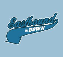Eastbound and Down - Small by Tim Topping