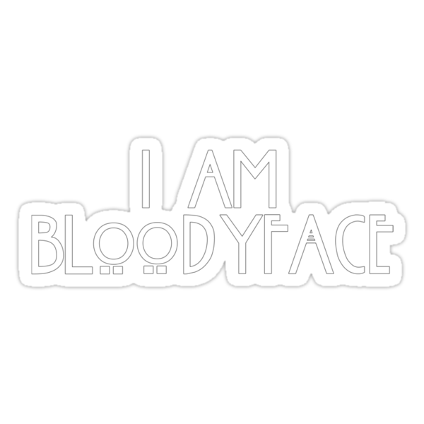 Bloodyface by Tim Topping