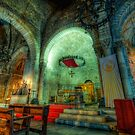 St Pere de Puelles Church - Barcelona by Yhun Suarez