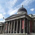 National Gallery, London by Karen Hood