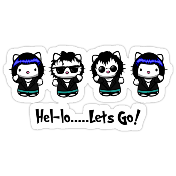 Ramones Kat by HiKat