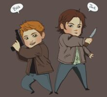 The Winchesters by Littleartbot