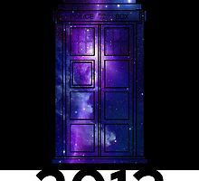 Dr Who Calendar 2013 by bomdesignz