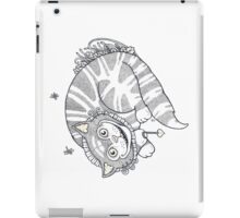 The Cheshire Grins iPad Case/Skin