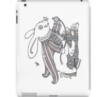 The White Rabbit Rush  iPad Case/Skin