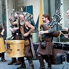 Drums and Pipes by ElsT