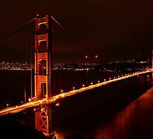 Bridge of the Golden Gate by fototaker